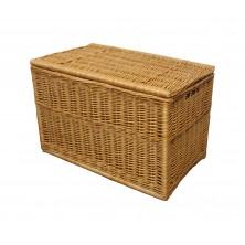 Kufer skrzynia wiklinowa 65 cm
